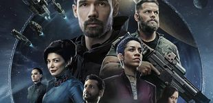 Post de Por qué debes ver 'The Expanse' tras ser rescatada por Amazon