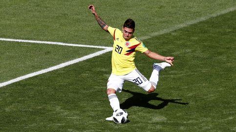 Colombia - Inglaterra en directo: ¿les irá bien a los ingleses por el lado débil?