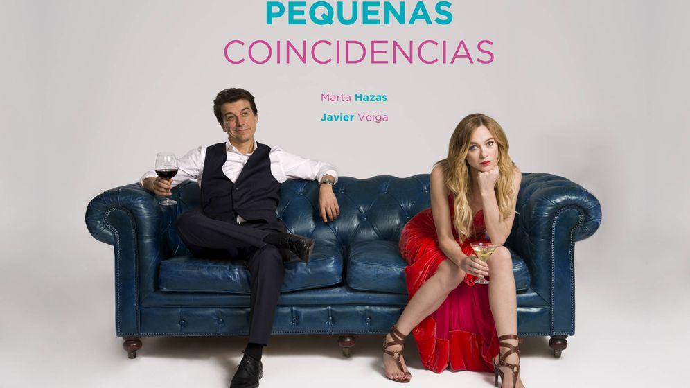 Foto: 'Pequeñas coincidencias', la primera serie de Amazon en España. (Atresmedia)