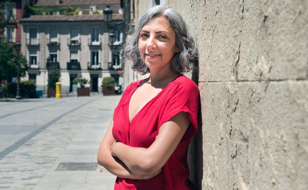"""Foto: Jazmín Beirak es partidaria de que """"los pequeños desplazamientos sean los que generen cambios reales"""". (DANIEL MUÑOZ)"""