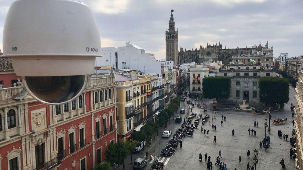 Sevilla tira de inteligencia artificial para blindar su Semana Santa