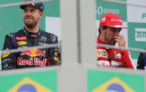 Estos son los números de por vida en F1: del 5 de Vettel al 99 de Sutil