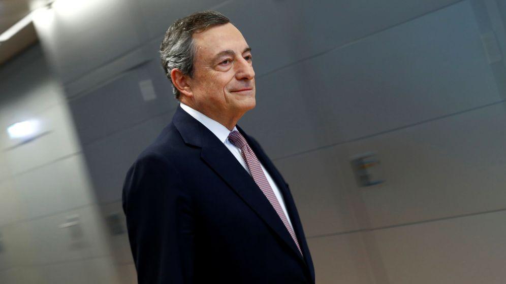 Foto: Mario Draghi, presidente del BCE. (Reuters)