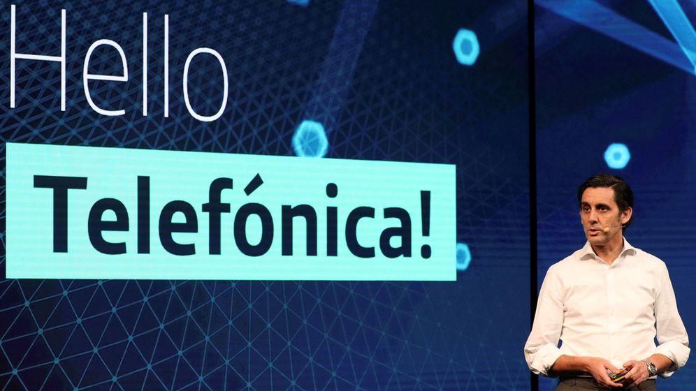 Foto: José María Álvarez-Pallete, presidente de Telefónica. (Reuters)