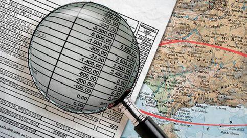 Más de la mitad del sector público local de Andalucía no rinde cuentas