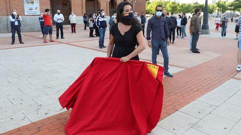 Vox entrega a la izquierda la comisión para recuperar Madrid del covid