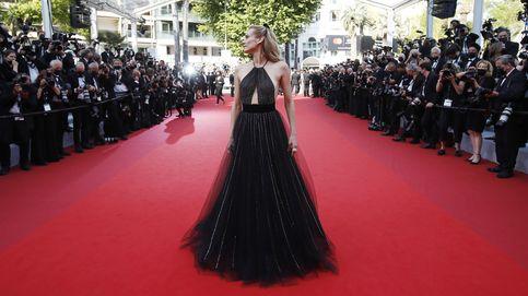 Diane Kruger e Isabelle Huppert en la alfombra roja de Cannes