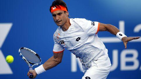 Ferrer arrolla a Tsonga y jugará contra Nadal en las semifinales de Abu Dabi