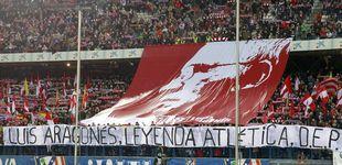 Post de La escultora que hará la estatua de Luis Aragonés por encargo del Frente Atlético