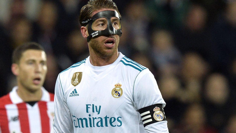 Los números que retratan a Sergio Ramos, para bien y para mal