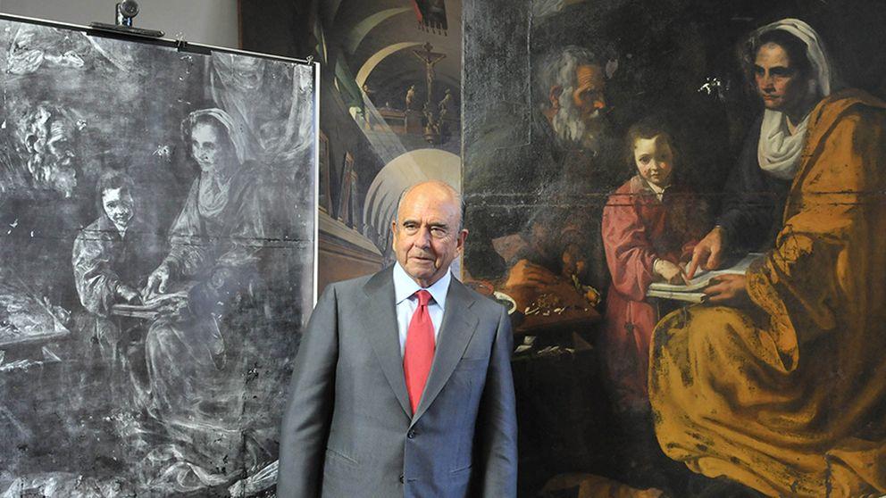 Velázquez, el otro Ferrari de Botín