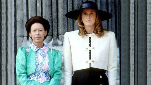 Cuando la princesa Margarita hizo llorar a Sarah Ferguson con su carta más dura