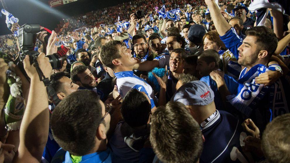 El Leganés asciende por primera vez en su historia a Primera División