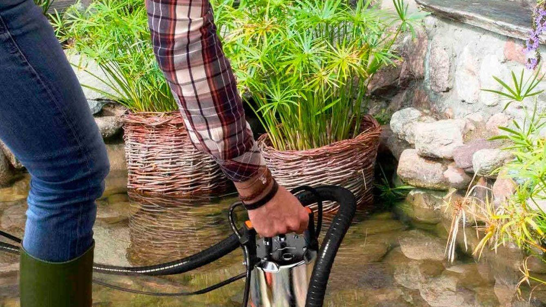 Las mejores bombas de agua sumergibles para extraer agua del pozo