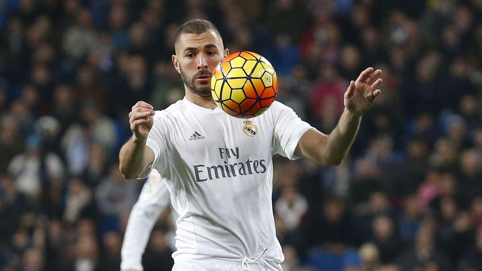 Karim Benzema asegura que no vio el vídeo de Valbuena y que se hizo el listo