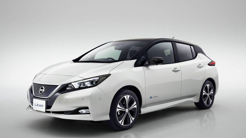 Nissan acerca el automóvil del futuro con el nuevo Leaf