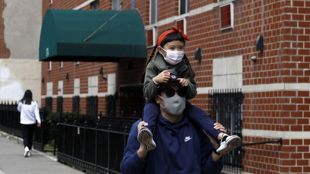 Nueva York investiga 85 niños contagiados con enfermedades ligadas al coronavirus