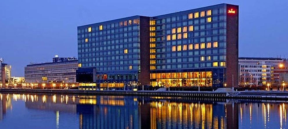 Foto: Así es el hotel en el que se alojará la reina Sofía en durante la reunión del Club Bilderberg