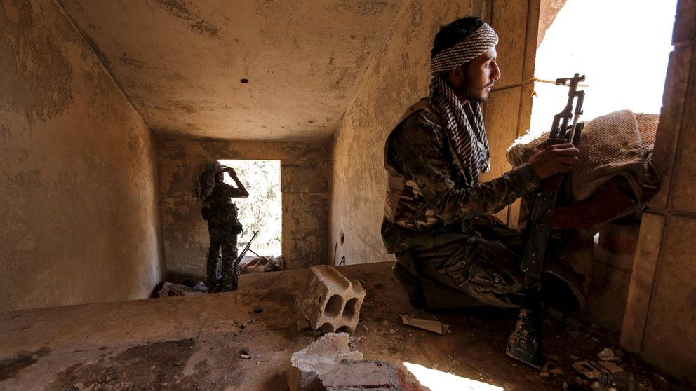 El Estado Islámico es una enfermedad y nosotros vamos a erradicarla