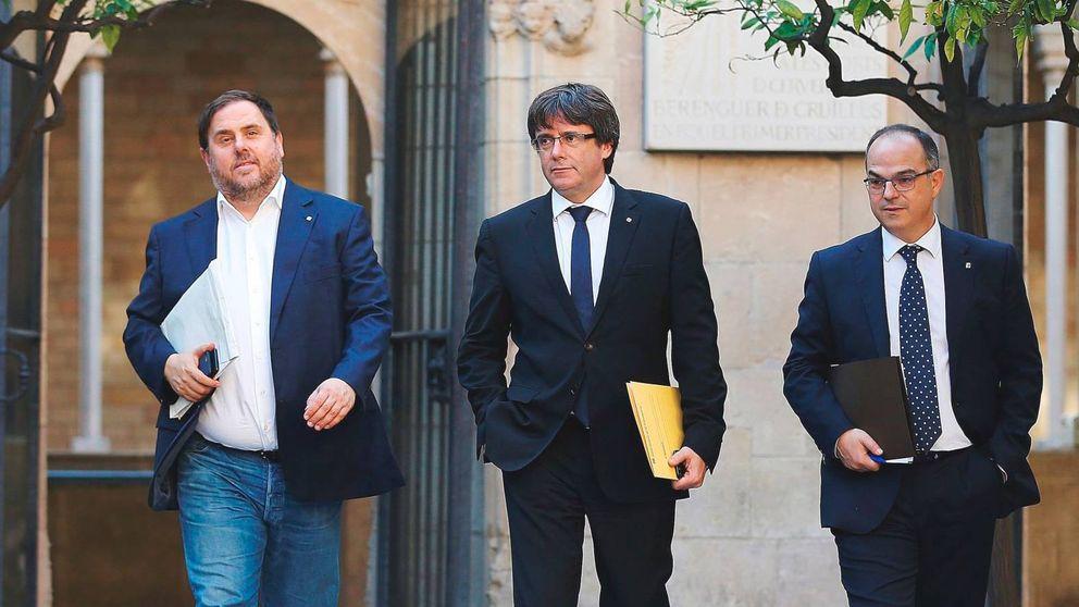 Guerra 'indepe': ERC da por amortizado a Puigdemont y ya se ve ganador de calle