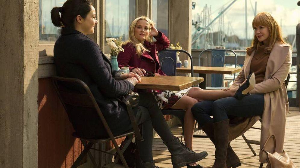 Foto: 'Big Little Lies', cerca de una segunda temporada tras el encargo de guiones.