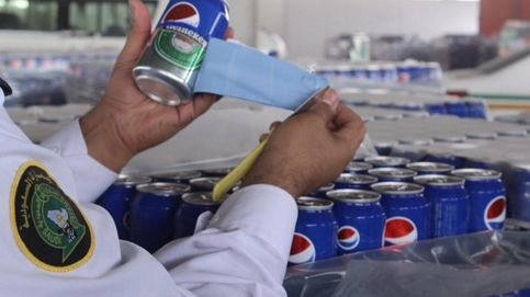 48.000 latas de cerveza, 'disfrazadas' de Pepsi para entrar en Arabia Saudí