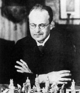 Foto: Partidas inmortales IX: Friedrich Sämisch vs. Aaron Nimzowitsch (Copenhague, 1923)