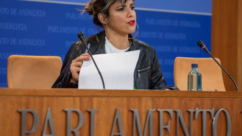Teresa Rodríguez estrena nuevo look: Lo peor que te puede pasar es aburrirte de ti misma
