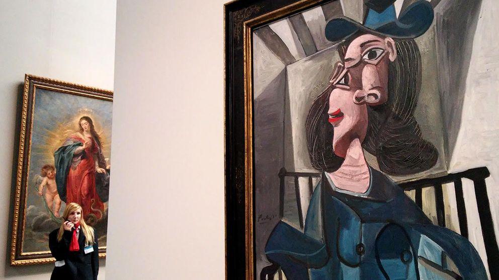 El Prado y Reina Sofía reciben un préstamo suizo sin intereses