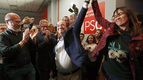El PSC apuesta por la continuidad y reelige a Iceta como líder