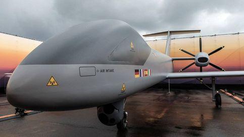 Así es el nuevo dron militar europeo... y España opta a fabricar su 'cuerpo'