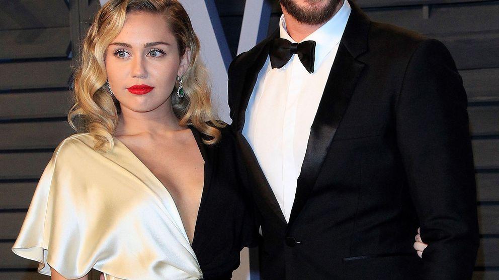 Liam Hemsworth y Miley Cirus, entre la ruptura y la boda