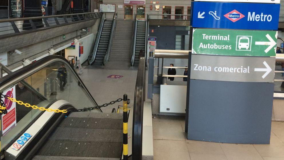 Los usuarios alzan la voz contra el abandono de Cercanías y Metro