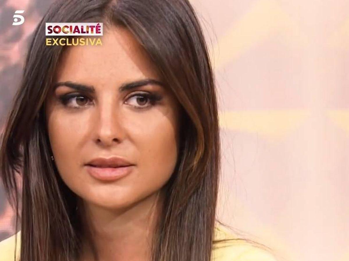 Foto: Alexia Rivas, en 'Socialité'. (Telecinco).