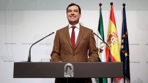 Este es el nuevo Gobierno de Andalucía