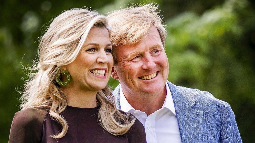 Foto: Los reyes de Holanda en una imagen de archivo. (Reuters)