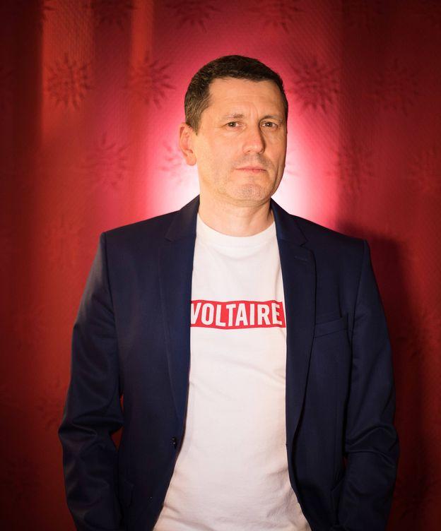 Foto: Frédéric Martel, autor de 'Sodoma'.