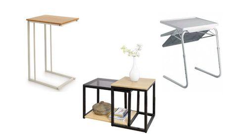 Las mejores mesas auxiliares para tu salón