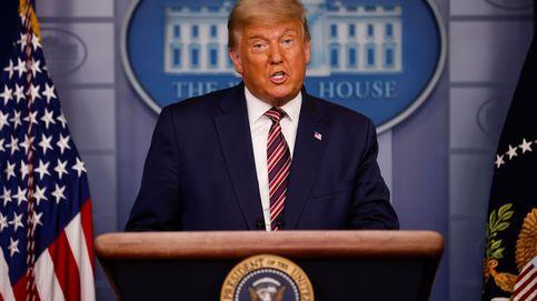 Trump insiste en el fraude electoral sin dar pruebas: Vamos a litigar