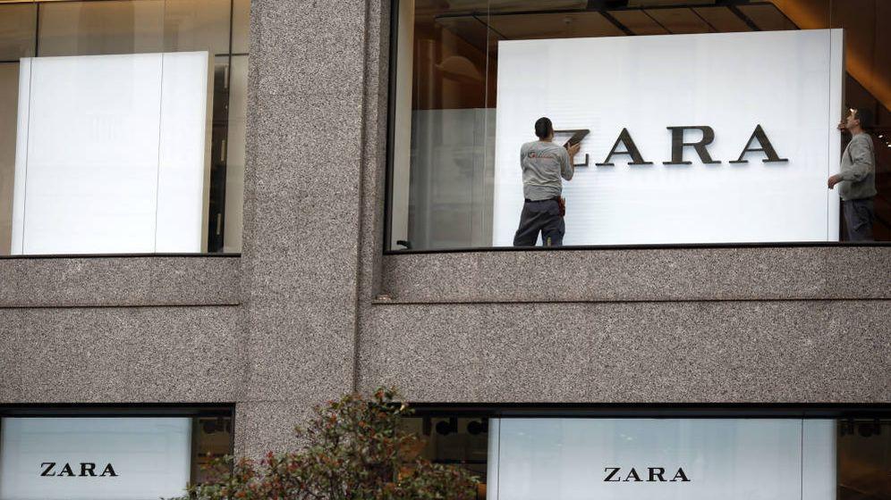 Foto: Una tienda de Zara. (EC)