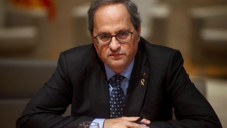 Torra se juega hoy la legislatura, los Presupuestos y hasta la reunión con Sánchez