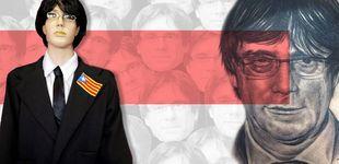 Post de Locura Puigdemont, de 'mártir' de la República a icono pop