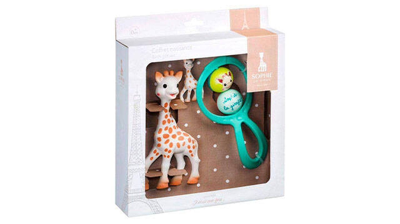 Set regalo de Sophie la Girafe