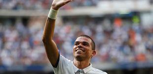 Post de El tremendo rebote de Pepe con Florentino Pérez y el Real Madrid