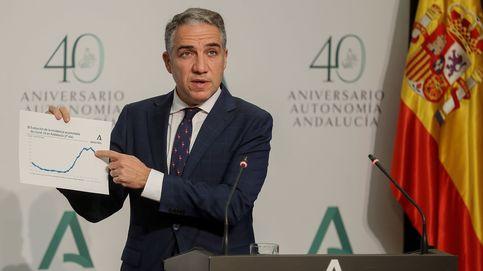 Andalucía acusa al Gobierno de recortar en vacunas y en ayudas a las empresas