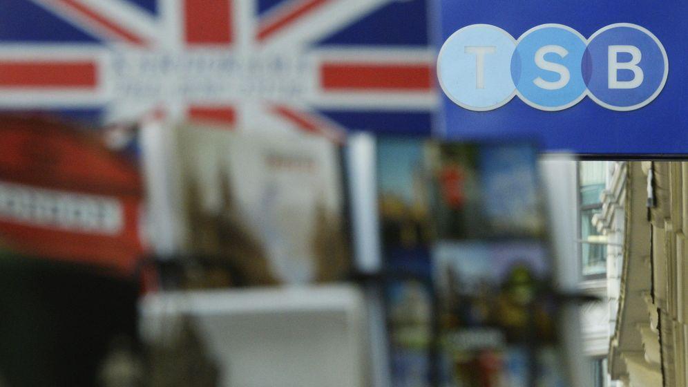 Foto: TSB, filial del Sabadell en Reino Unido. (Efe)