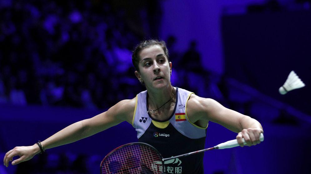 Foto: Carolina Marín aspira a revalidar el oro olímpico en Tokio 2020. (EFE)