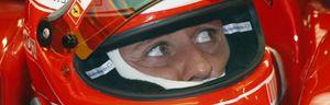Schumacher es el más rápido en la primera prueba