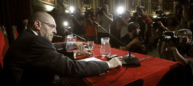 Foto: El juez Elpidio José Silva. (EFE)