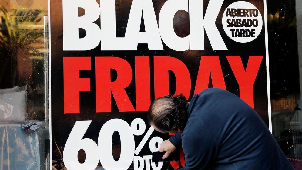 Foto: Ofertas del Black Friday.